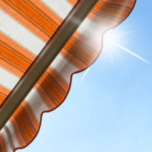 Élvezze a nyarat a napellenző árnyékában!